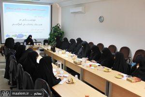 نماز برترین عامل خودسازی و تربیت اسلامی است + گزارش تصویری