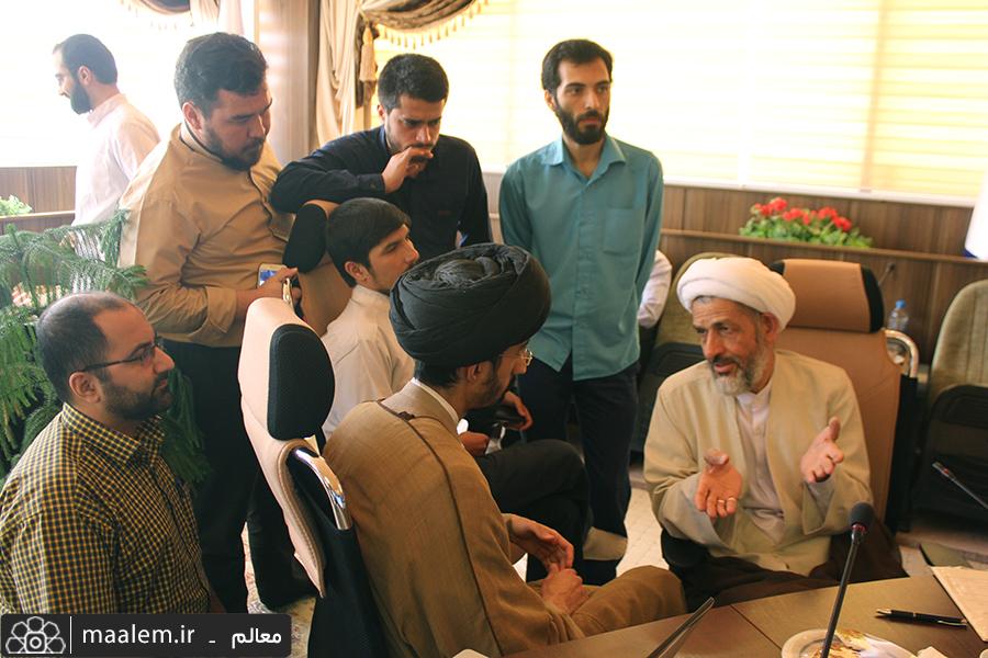 حاشیه های مدرسه سه روزه معرفت شناسی درفلسفه اسلامی