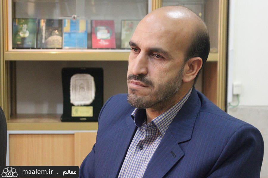 انتصاب آقای صابری به عنوان نماینده شعبه خراسان رضوی در میز تخصصی آموزش و پرورش