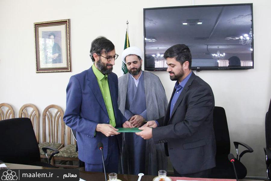 محمد جواد استادی سرپرست اداره فرهنگ و ارشاد اسلامی مشهد شد