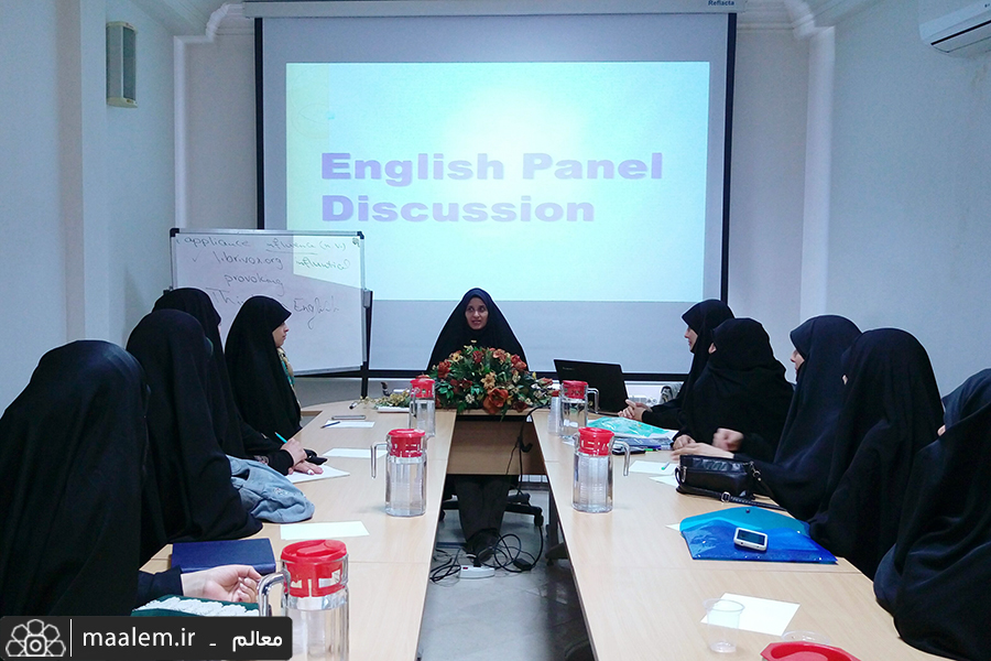آغاز سلسله نشستهای گفتوگوی آزاد به زبان انگلیسی ویژه خواهران در مرکز تخصصی طوبی