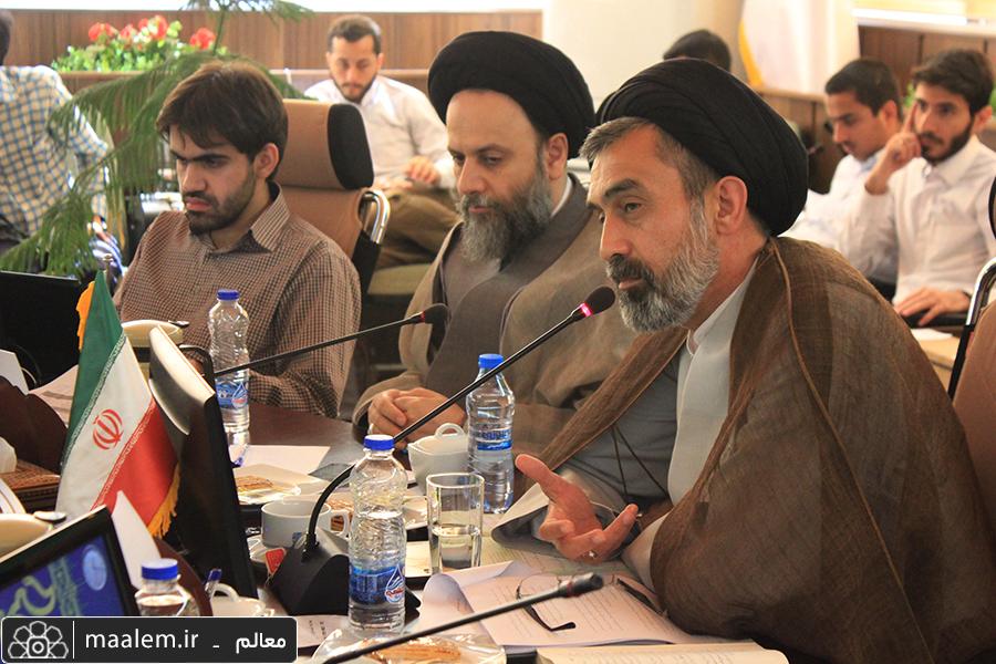 راهبردهای علمی اهلبیت علیهمالسلام در مبحث حقوق قابل عرضه به جهان است