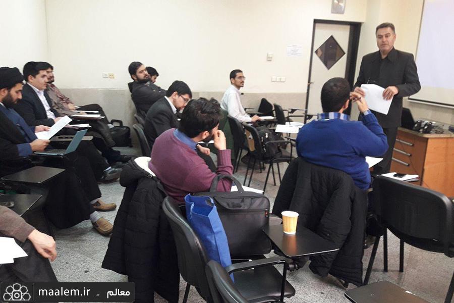 گزارشی از دومین هفته برگزاری دوره تربیت مبلغ بینالملل معارفرضوی در گرایش زبان انگلیسی