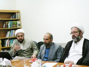 گزارش تصویری جلسه شورای مرکز تخصصی آخوند خراسانی