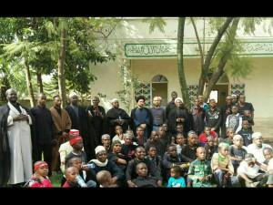 تجربیات تبلیغی عضو حلقه تبلیغی زبان انگلیسی برادران از سفر به کنیا در محرم ۹۴