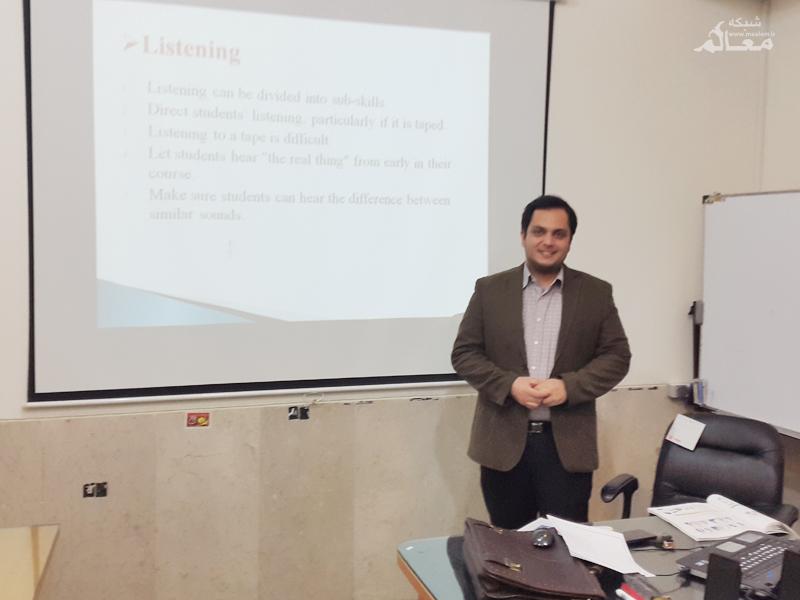 برگزاری کارگاه آموزشی هماهنگ سازی و یکسان سازی تدریس زبان انگلیسی