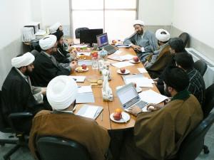 حضوررئیس دفترتبلیغات اسلامی درتحریریه شبکه اجتهاد+عکس