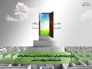 تشریح مولفههای فرد، خانواده و جامعه در زمینه عفاف در نشست سبک زندگی زن مسلمان