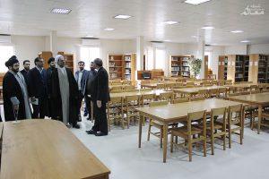 بازدید رییس دانشگاه باقرالعلوم از مرکز آموزشی طوبی