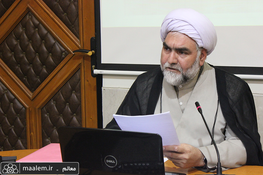 پایان نامه «تصحيح حاشيه تهذيب الاحكام» دفاع شد + گزارش تصویری
