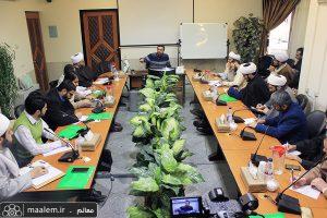 برگزاری کارگاه آموزشی پژوهشی فلسفه علم اصول با حضور دکتر مروارید