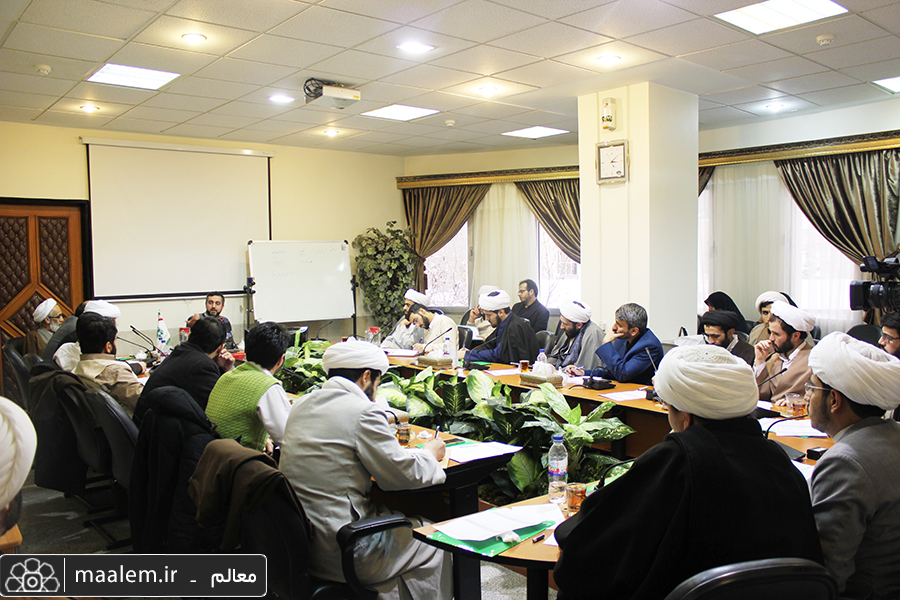 چهارمین جلسه کارگاه آموزشی پژوهشی فلسفه علم اصول