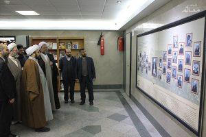 بازدید رییس دانشگاه باقرالعلوم از مرکز تخصصی آخوند خراسانی و مرکز آموزشی شیخ بهایی