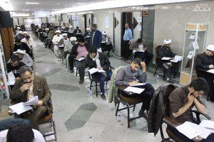 آزمون رشته های سطح۳ مرکزتخصصی آخوند خراسانی برگزارشد + گزارش تصویری۱