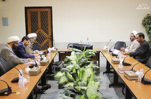 نخستین جلسه کارگروه تعاملات علمی اداره کل آموزش با سازمان فرهنگ و ارتباطات اسلامی
