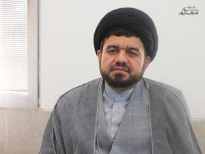 حجت الاسلام سید جواد هاشمی به عنوان رئیس ادارۀ امورآموزشی منصوب شد