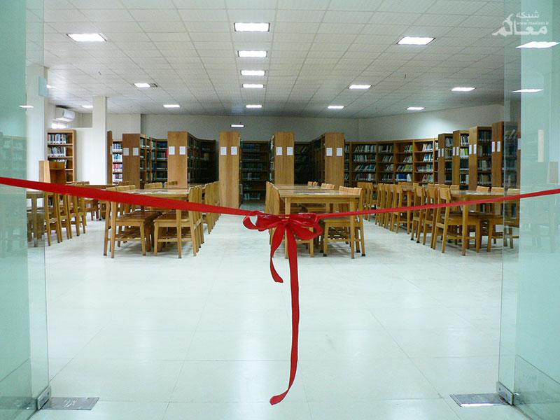 کتابخانه تخصصی مرکز آموزشی طوبی افتتاح شد
