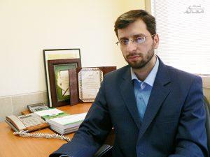 محمد حجت نویدفر به عنوان رییس صندوق قرض الحسنه دفتر تبلیغات اسلامی خراسان رضوی منصوب شد